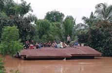 Barrage effondré au Laos: les Vietnamiens sont en toute sécurité