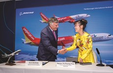 Vietjet achètera 100 Boeing et 50 Airbus