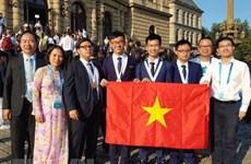 Le Vietnam brille aux Olympiades internationales de chimie 2018
