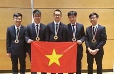 Le Vietnam primé aux 49e Olympiades internationales de physique