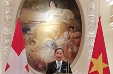 Les relations Vietnam-Suisse ne cessent de se développer