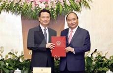 Le PM donne l'autorité de ministre au général de brigade Nguyên Manh Hung