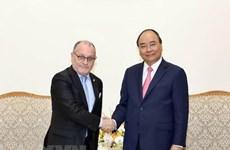 Le PM Nguyên Xuân Phuc reçoit le ministre argentin des AE et du Culte Jorge Faurie