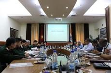 Le 11e dialogue sur la politique de la défense Vietnam-Inde