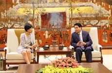 Plusieurs potentiels de coopération entre Hanoï et les localités canadiennes