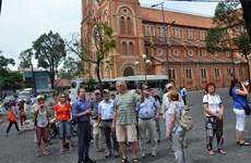 Ho Chi Minh-Ville accueille 4,45 millions de touristes étrangers en 7 mois