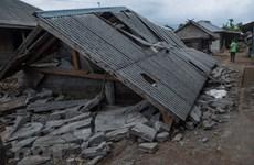 Indonésie: le bilan du séisme s'élève à 91 morts