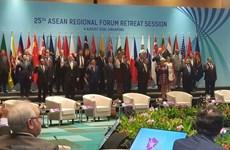 L'ARF souligne l'importance de la non-militarisation en Mer Orientale