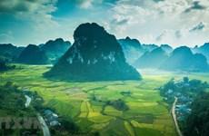 Géoparc mondial : Cao Bang reçoit une délégation de l'UNESCO