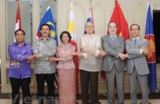 Le 51e anniversaire de l'ASEAN célébré au Mexique