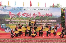 """Ngày kiêng gió"", une fête originale des Dao Thanh Phan"