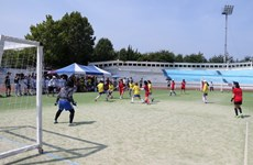 Le 11e Congrès sportif des étudiants vietnamiens en République de Corée