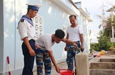 Truong Sa ne manque plus d'eau douce