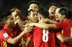 Le Vietnam gagne près de 900 points dans le classement FIFA