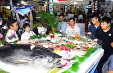 Ouverture de l'exposition Vietfish 2018