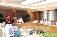 Le PM Nguyen Xuan Phuc préside une réunion sur la préparation du WEF-ASEAN