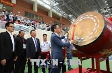 Début des Championnats du monde d'arts martiaux traditionnels vietnamiens