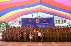 Vietnam-Chine : activités communes d'examen et de traitement médicaux dans la zone frontalière