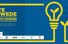 """Lancement du concours """"Innover comme un Suédois"""" à Hanoi"""