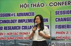 Colloque sur l'aquaculture et le changement climatique