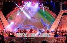 Ouverture d'une fête des cultures des ethnies du Centre à Quang Nam
