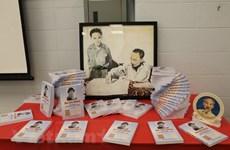 Parution d'un nouveau livre sur le Président Ho Chi Minh au Canada