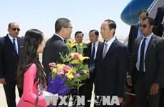 La visite du président vietnamien en Égypte ouvre une nouvelle perspective de coopération bilatérale