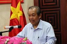 Ouverture du 6e Congrès national de l'Association des jeunes entrepreneurs du Vietnam
