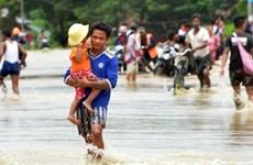 Myanmar : plus de 50.000 personnes évacuées suite à la rupture d'un barrage