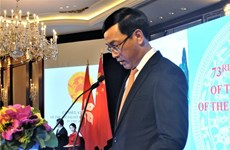 La Fête nationale du Vietnam célébrée à Hongkong, au Cambodge et en Afrique du Sud