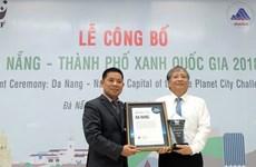 Da Nang, ville verte du Vietnam en 2018