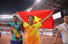 ASIAD 2018:  le Vietnam occupe la 17e place dans le palmarès général