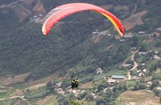 Festival de parapente à Yen Bai le mois prochain