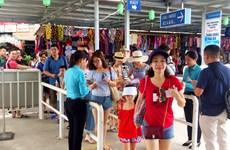 Fête nationale : les touristes sont nombreux à fréquenter les sites iconiques