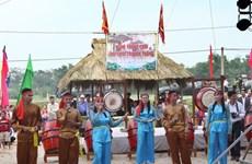 Quang Tri promeut les valeurs patrimoniales du bài choi