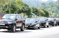 Ouverture du circuit touristique pour les automobilistes via la frontière entre Lang Son et Guangxi