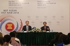 Le Vietnam fin prêt pour le WEF ASEAN 2018