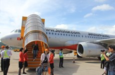 La compagnie aérienne à bas prix Jetstar Pacific coopère avec la compagnie aérienne Emirates