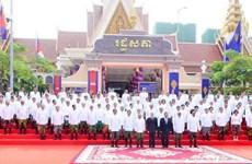 Félicitations au Cambodge pour ses listes approuvées des membres de l'AN et du gouvernement
