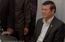 Le Cambodge libère le chef du parti d'opposition Kem Sokha