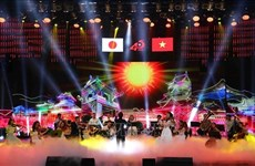 Un gala de musique Vietnam-Japon organisé à Hanoï