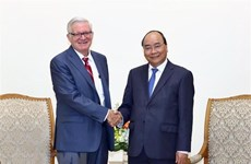 Le PM Nguyên Xuân Phuc reçoit un sous-secrétaire d'État au Commerce des États-Unis