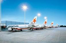 Jetstar Pacific arrête provisoirement des vols vers Osaka (Japon) jusqu'au 20 septembre