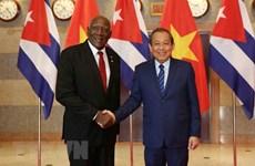Le Vietnam est déterminé à approfondir les liens de coopération avec Cuba