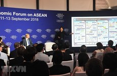 Quang Ninh donne un banquet pour les participants au FEM ASEAN 2018
