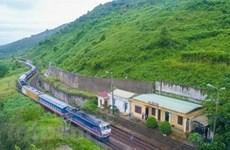 Construction d'une ligne ferroviaire transnationale à grande vitesse de 58 Mds $