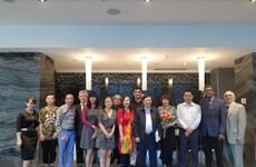 Échange d'amitié Vietnam-Canada