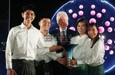 Une technologie d'origine vietnamienne sacrée au concours de start-up Hult Prize