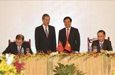 Le Comité de pilotage de la coopération bilatérale Vietnam-Chine se réunit