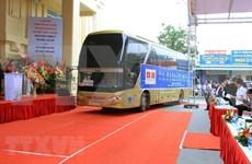Projet pilote de transport routier international Vietnam-Chine